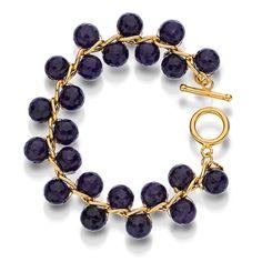 Armbånd i sølv med stener inspirert av nordiske bær Gave, Beaded Necklace, Charmed, Bracelets, Jewelry, Fashion, Beaded Collar, Moda, Jewlery