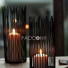 Modern European Arts Wrought Iron Candle Holders Could be recreated with straight twigs and straight glass vase. Black Candle Holders, Wrought Iron Candle Holders, Prices Candles, Tall Wedding Centerpieces, Ceremony Decorations, Wrought Iron Decor, Iron Furniture, Black Candles, Candle Stand