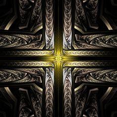 Celtic Cross of Light -   http://hourglassthorne.deviantart.com/art/Celtic-Cross-of-Light-206477439