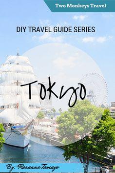 DIY Travel Guide to Tokyo, Japan http://www.japan-guide.com/e/e3051.html