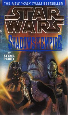 STAR WARS Shadows Of The Empire by Steve Perry Science-Fiction Book Series