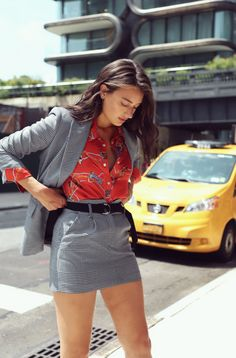 I had the chance to style a few looks wearing pieces from for a chic fall wardrobe. Make sure to check out Night Outfits, Fashion Outfits, Funky Shirts, Jessica Clement, Models, Fall Looks, Fall Wardrobe, Outfit Of The Day, How To Wear