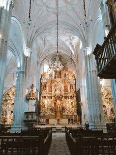 Iglesia de Santa María Estepa