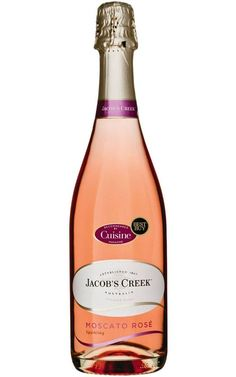 Jacobs Creek Sparkling Moscato Rose NV South Eastern Australia - 12 Bottles Wine Vineyards, Summer Berries, You Draw, Sparkling Wine, Wines, Champagne, Bottles, Sparkle, Australia