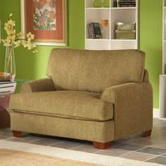 I want a giant oversized chair and ottoman for snuggling!