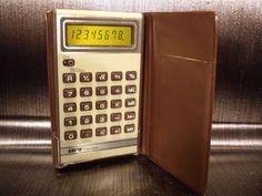 Calculatrice-calculator-APF-1948A-1980-039-s-vintage