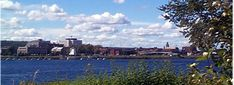 Fredericton Tourist and Visitor Tips Fredericton New Brunswick, Saint John, San Francisco Skyline, Saints, River, History, Tips, San Juan, Rivers