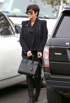 Kardashian for Life: Photo Kris Jenner Hair, Kris Jenner Style, Kyle Jenner, Kardashian Family, Kardashian Style, Kardashian Jenner, Stacked Hairstyles, Love Fashion, Fashion Beauty