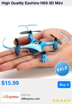 High Quality Eachine H8S 3D Mini Inverted Flight 2.4G 4CH 6Axis One Key Return RC Quadcopter RTF RC Helicopter RC Toys * Pub Date: 06:50 Apr 12 2017