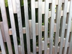 What a great fence.