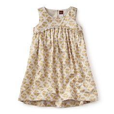 Tea Collection Rialto Metallic Dress