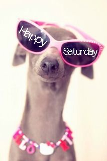 Happy Saturday~ DO something that brings a smile to your soul !!! XOXO