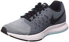 Nike Wmns Air Zoom Pegasus 31 - Sneaker per damen, bl grpht/blck-wht-clssc chrcl, größe 37.5 - http://uhr.haus/nike/37-5-eu-nike-air-zoom-pegasus-31-damen-laufschuhe-11