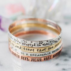 You Are Stars Wred In Skin Sterling Silver Bangle With Bracelet Quotessilver