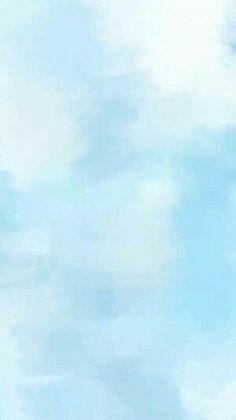Baby Blue Wallpaper, Whats Wallpaper, Cute Pastel Wallpaper, Watercolor Wallpaper, Aesthetic Pastel Wallpaper, Aesthetic Backgrounds, Aesthetic Wallpapers, Blue Background Wallpapers, Pastel Background