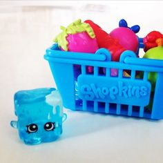 Cool Cube Shopkins