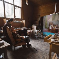 Risultati immagini per artist atelier Pierre Bonnard, Artist Art, Artist At Work, Artist Workspace, Painters Studio, Tate Gallery, Pottery Studio, Pottery Clay, Slab Pottery