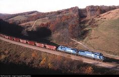 CONRAIL QUALITY RAILWAY - 2559 - EMD SD70 at Time, Pennsylvania by BurghMan
