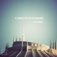 a classic quote by Walt Disney