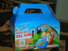 Día del Niño Fiat - Con Parque de Diversiones y Artistas... Año 2009