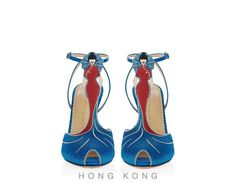 Anna May Wong   Charlotte Olympia™   Official Site
