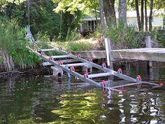 Pontoon Watercraft Boat Ramp - HandiRamp