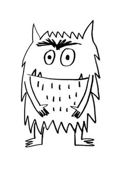 Coloring Page 2018 for Monstruo Colorear, you can see Monstruo Colorear and more pictures for Coloring Page 2018 at Children Coloring.