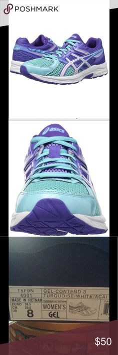 NEW Women's asics size 8 New in box women's Oasics !! Asics Shoes Athletic Shoes