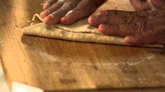 Cheeni Parantha-Indian Bread