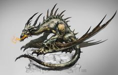 warcraft dragon concepts - Google Search