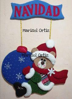 Christmas Ornaments, Holiday Decor, Home Decor, Molde, Driveways, Holiday Ornaments, Board, Felting, Bebe