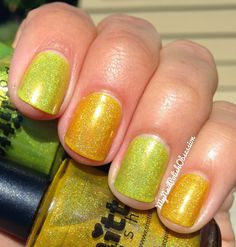 My Nail Polish Obsession: Smitten Polish Summer 2014 Collection