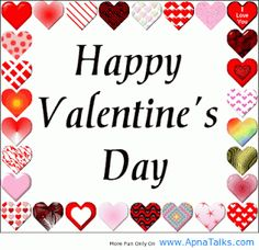 happy valentines day sms new