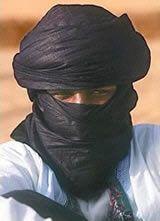 Pray / Tuareg, Algerian