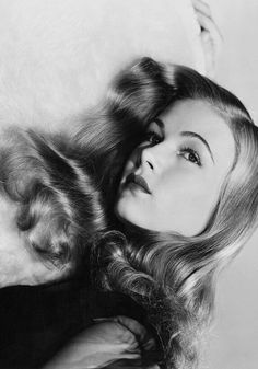 Veronica Lake photographed for The Glass Key (1942)