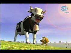 ▶ La Vaca Lechera - Canciones Infantiles de la Granja - YouTube