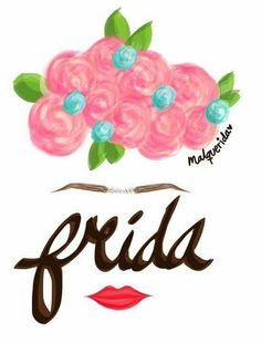 Fondo de pantalla ~ Frida Kahlo