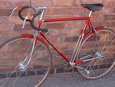 Look twice, because there is a twin seat tube.  Claud Butler Saxon RB 1