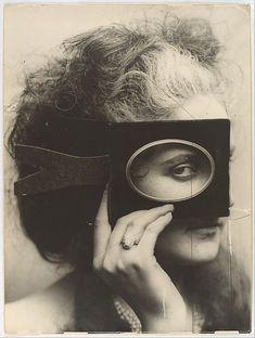 Countess di Castiglione, circa 1863-66 Photographer: Pierre-Louis Pierson