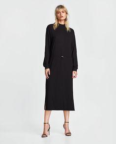 Image 1 of RIBBED DRESS from Zara