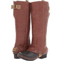 How amazing would these be to have in several feet of snow!!! SOREL Slimpack Riding™ Boots