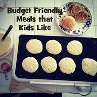 budget friendly meals kids likes