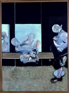 Studies from the human body, 1975 by Francis #bacon (1909-1992) #francisbacon