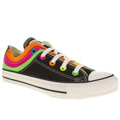 Converse Womens Cons As Ox Iii Trainers
