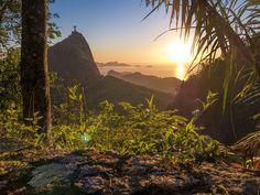 Luz do sol... Rio de Janeiro, Brasil.