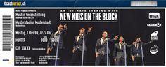 New Kids On The Block - Die diesjährige Tour soll gemäss Aussagen der Band die intimste der vergangenen 20 Jahre werden.13.05.14 in Zürich, Hallenstadion. Tickets: http://www.ticketcorner.ch/new-kids-on-the-block-tickets.html?affiliate=PTT&doc=artistPages/tickets&fun=artist&action=tickets&kuid=440214