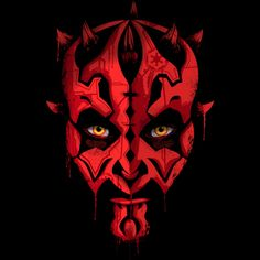 Cool Star Wars Artwork - Darth Maul Emerges  get the t-shirt here http://ragebear.com/to/darth-maul-emerges-t-shirt