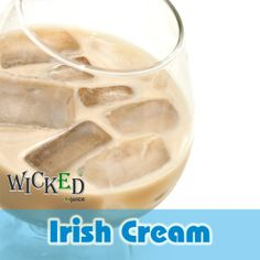 Wicked e-Juice is the manufacturer of the latest technology E Cigarette and the only distiller of E Juice in Ireland Irish Cream, Wicked, Juice, Drink, Desserts, Food, Products, Tailgate Desserts, Beverage
