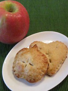 Apple Butter Turnovers: Tastes like McDonalds Apple Pies but healthier!