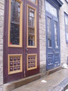 Old Quebec City.